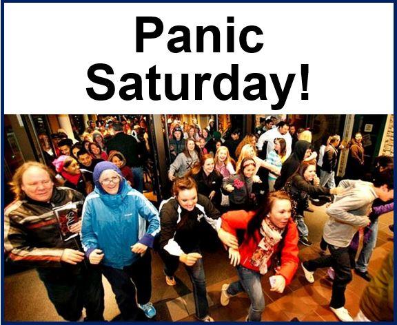 Panic Saturday