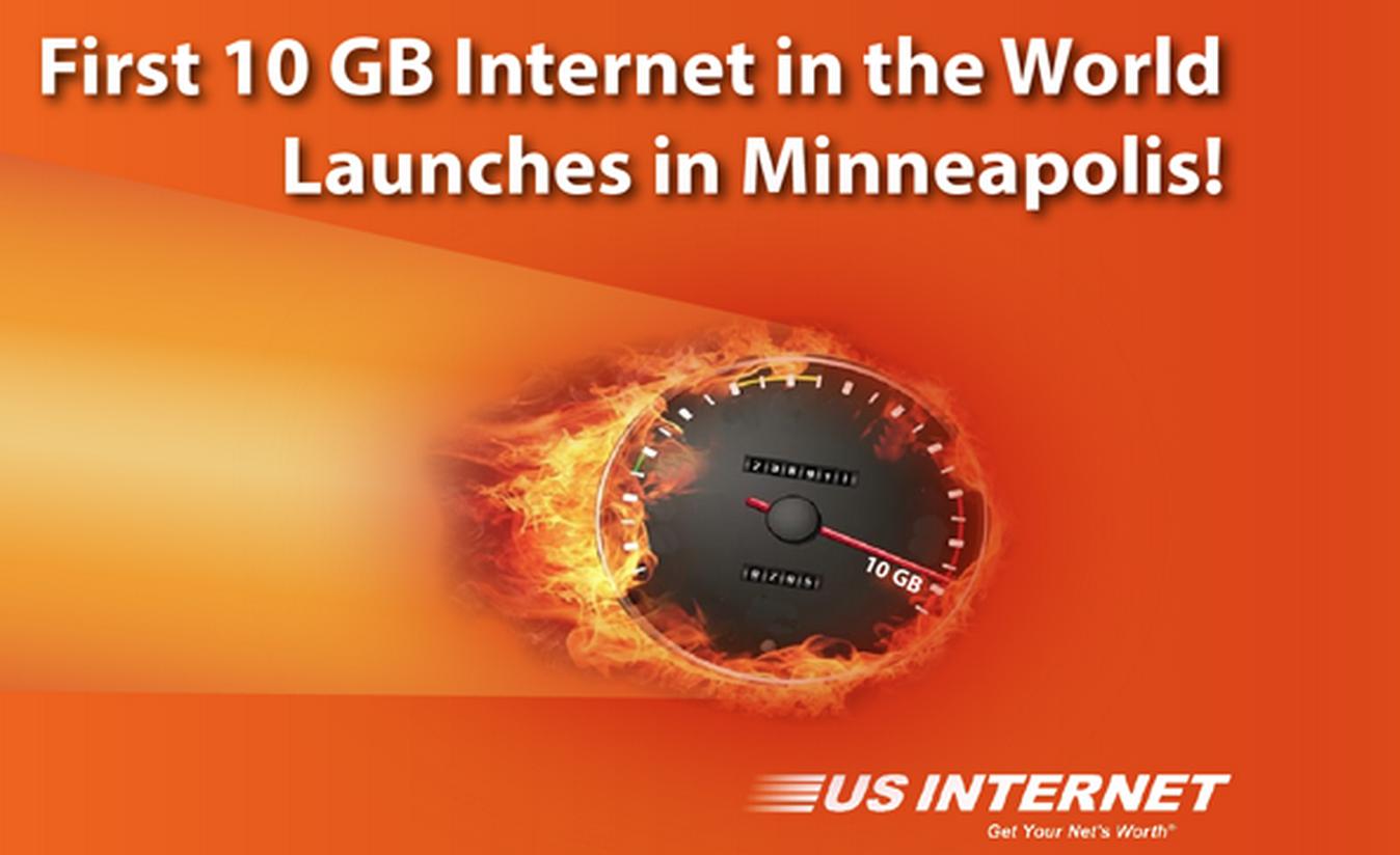 US Internet 10 GB internet service