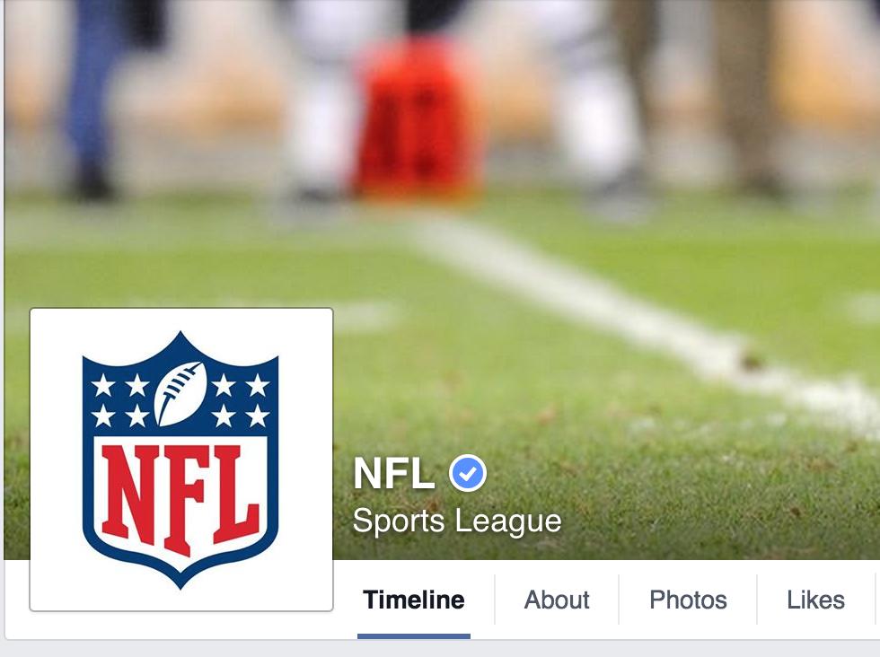 NFL Facebook