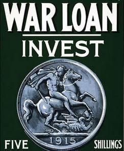 War Loan First World War