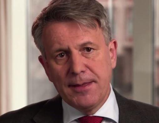 Ben van Beurden Shell CEO