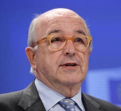 Joaquín Almunia, European Commissioner