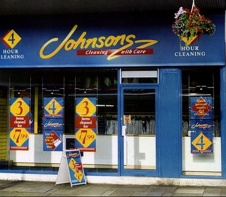 Johnson Dry Cleaners