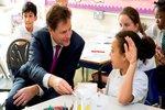 Nick Clegg education