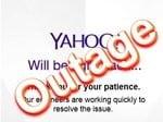 Outage Yahoo