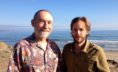 Warner and Mccauley on ocean wildlife study