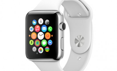 The Apple Watch is launching in April
