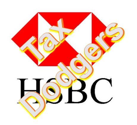 HSBC tax dodgers