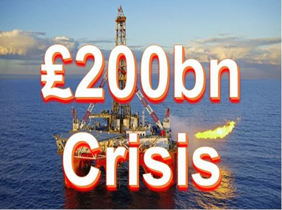 North Sea Oil Crisis