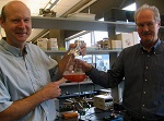 UBC Professors Madden and Beatty
