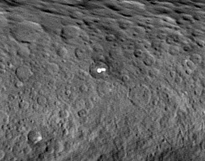 Bright spots Ceres