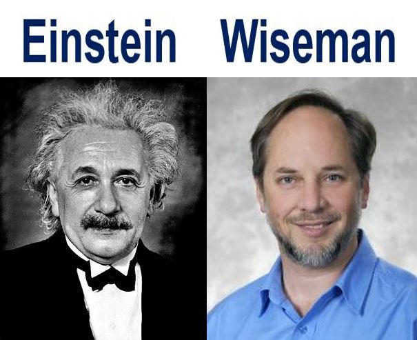 Einstein and Wiseman