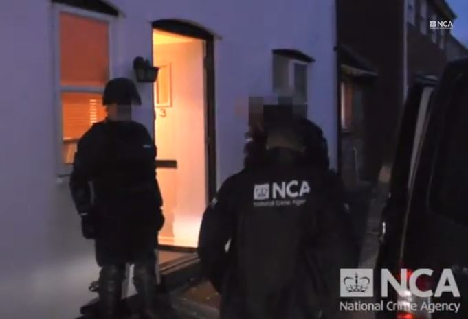 NCA arrests