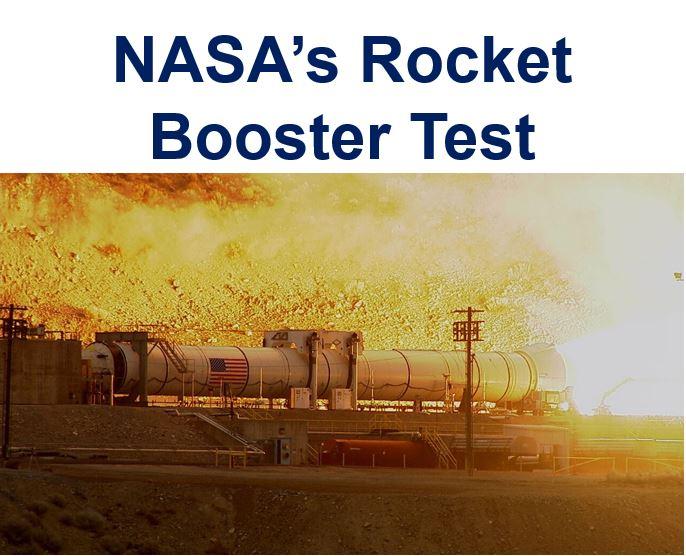 Rocket Booster Test