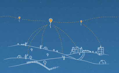 Google's internet balloons could generate tens of billions of dollars