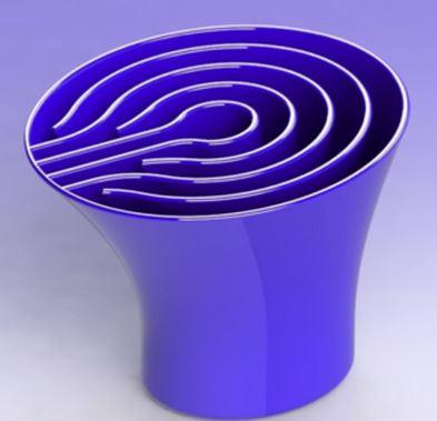 Space beaker