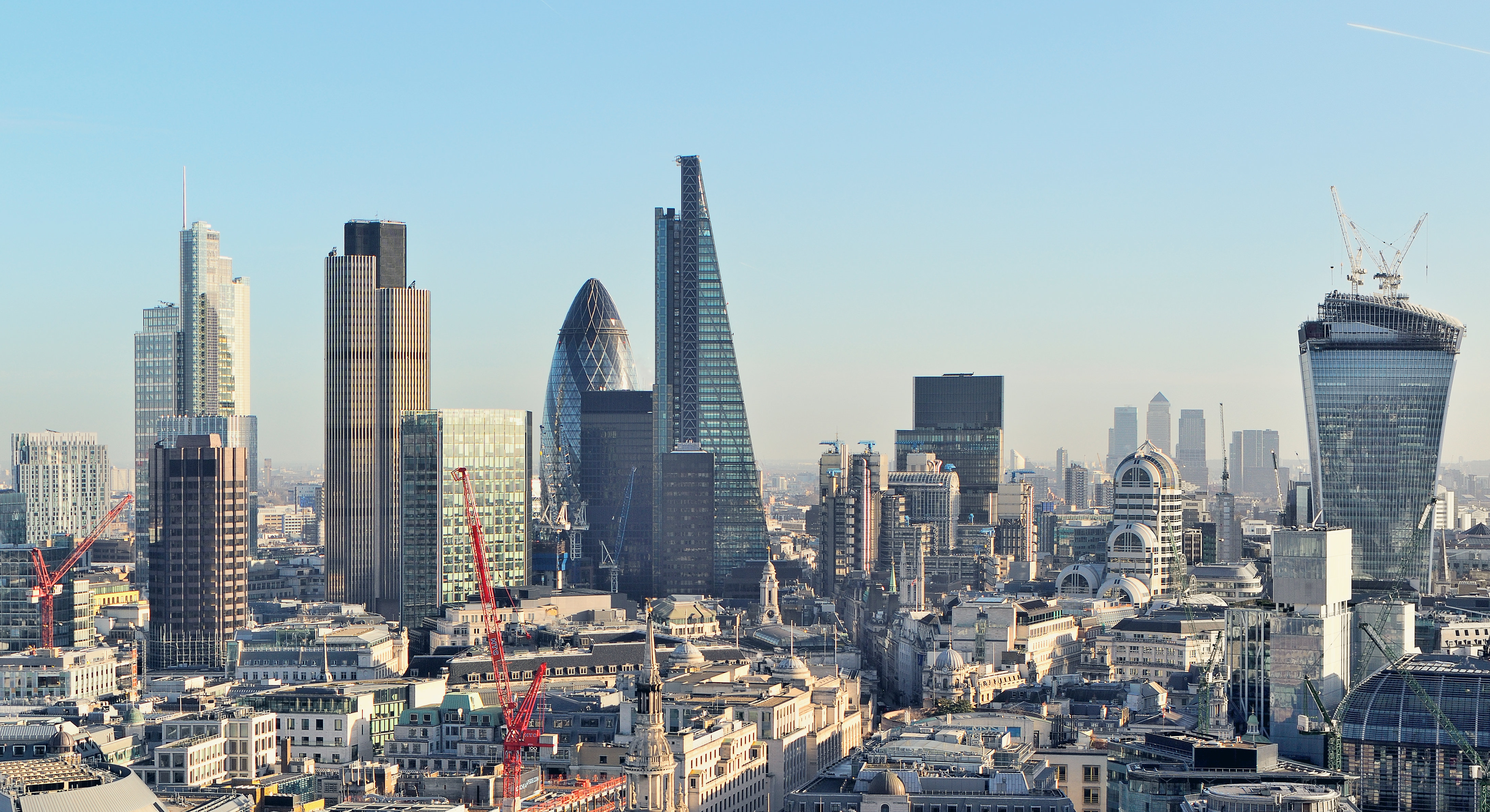 top economists working in London's City financial district, small business and academia