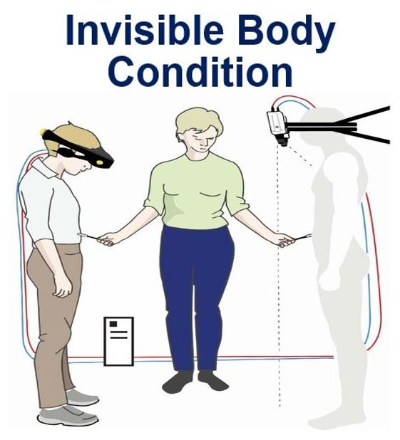 Invisible body condition