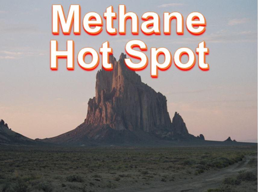 Methane Hot Spot