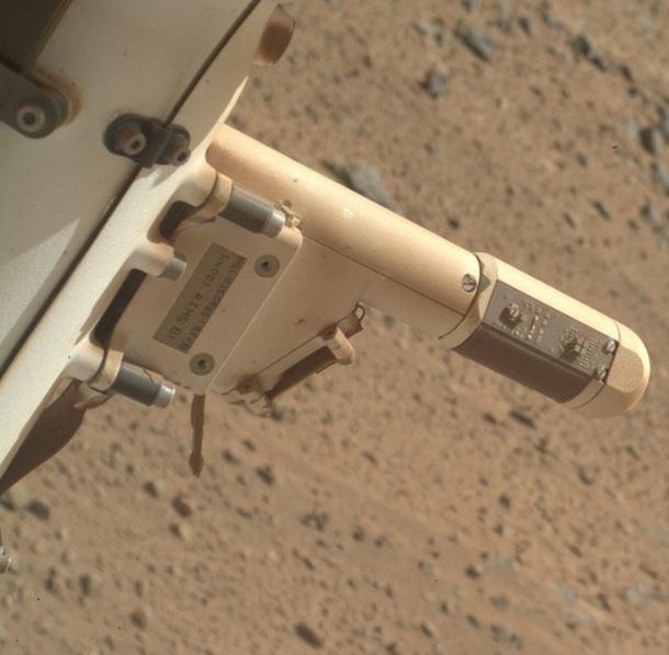 Curiosity instrument REMS