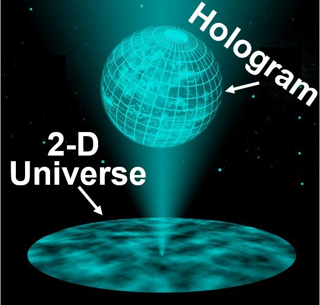 The Universe May Be A Hologram Market Business News