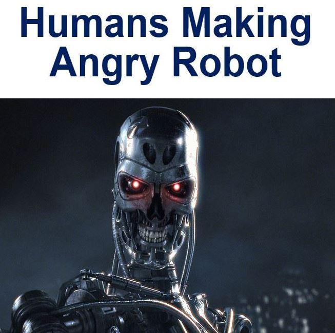 Angry Robot creation