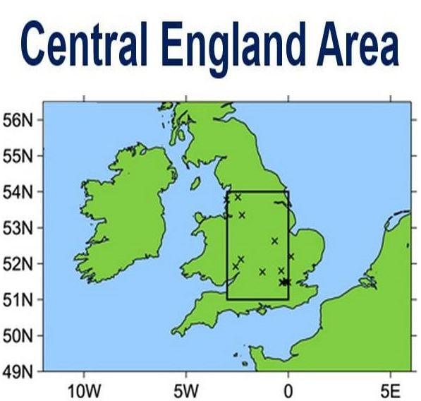 Central England Area