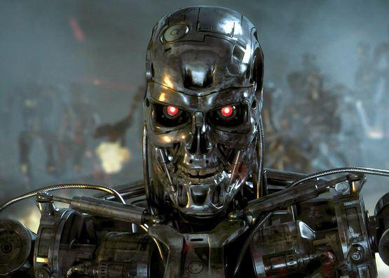 Human cyborg