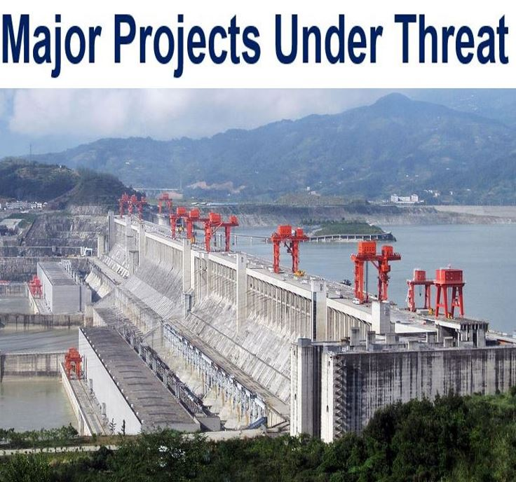 Major Projects Under Threat