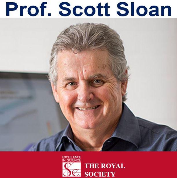 Prof Scott Sloan