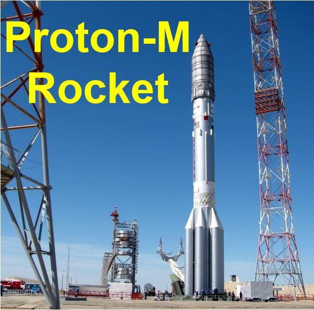 Proton-M rocket