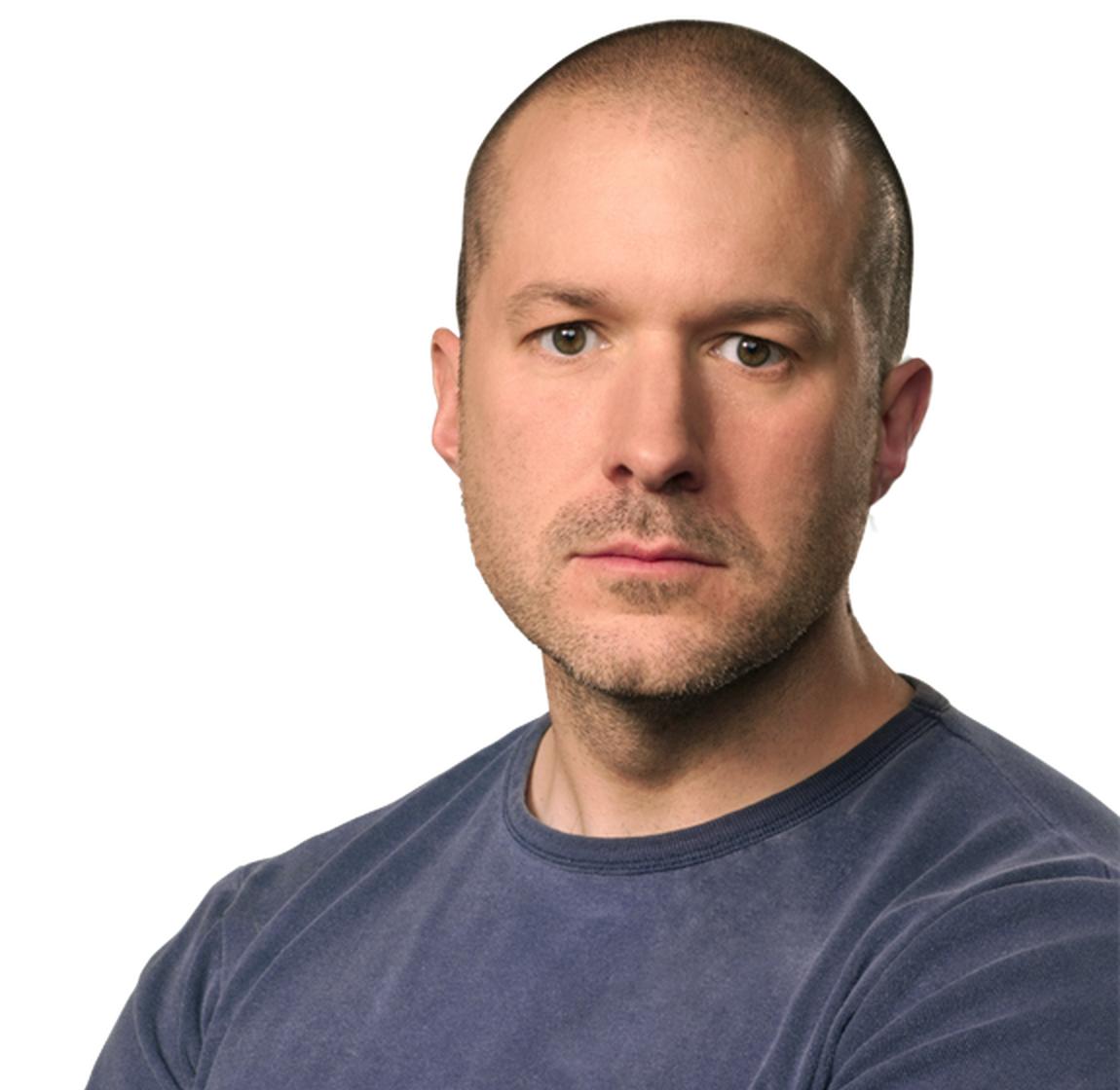 jony ive apple chief design officer