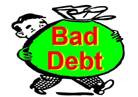 bad debts Q: how does bad debts and the provision for bad debts affect the debtors control account a: let's make sure we fully understand what these terms are.