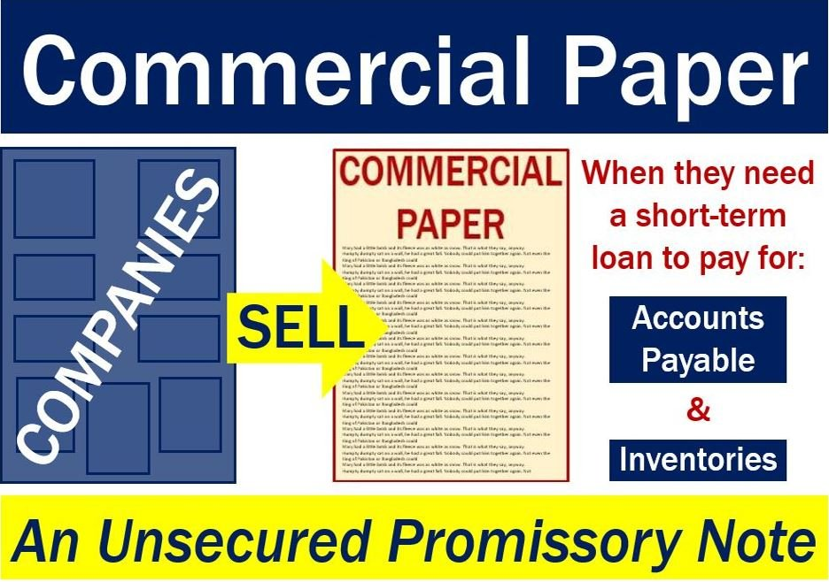 Unsecured Loan Definition >> What is commercial paper? Definition and meaning - Market ...