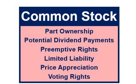 Common Stock Thumbnail
