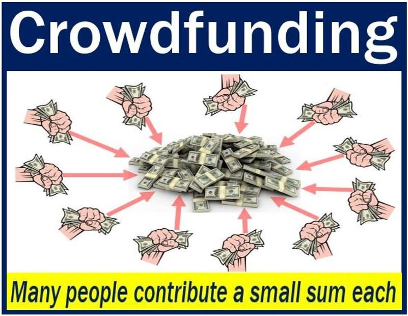 Crowdfunding - Definition