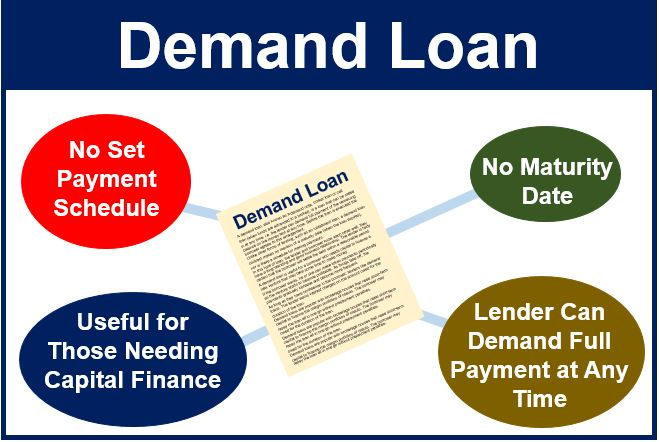 Demand Loan