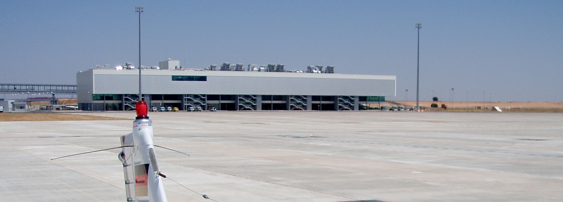 Ciudad Real Airport Spain
