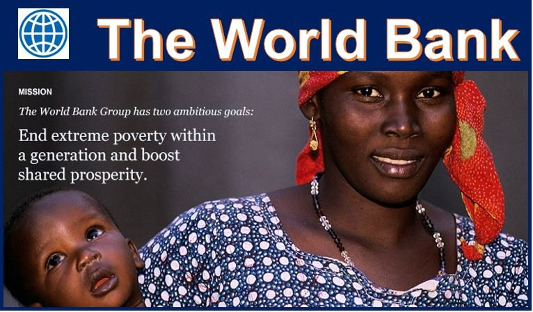 World Bank two aims