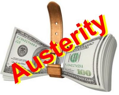 Image result for austerity
