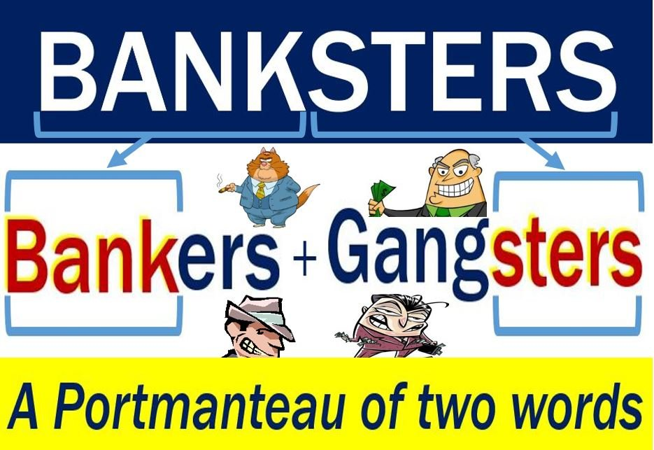 Banksters - image
