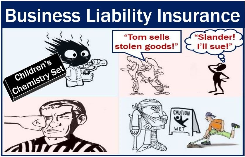 Business liability insurance - Definition and meaning ...