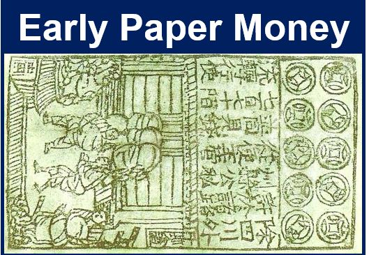 Early paper money