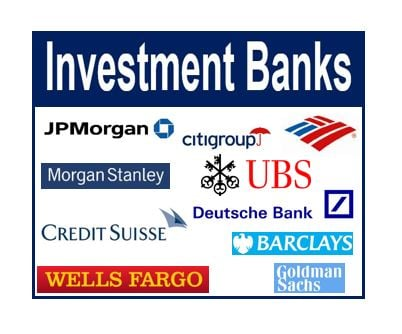 Investment in the Bank