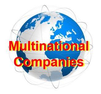 Multinational companies thumbnail