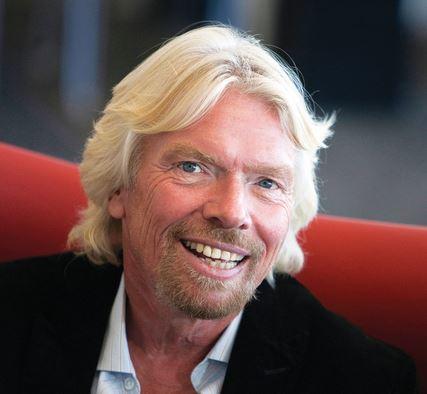 Richard Branson pic