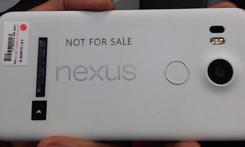 Google Nexus LG 2015
