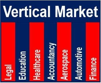 What Is A Vertical Market Definition And Meaning Market