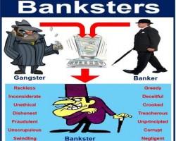 Image result for gangster banksters