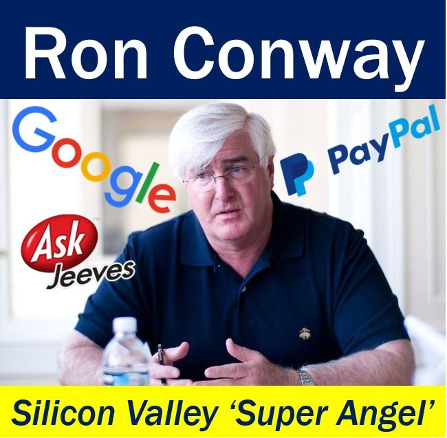 Angel Investor - Ron Conway